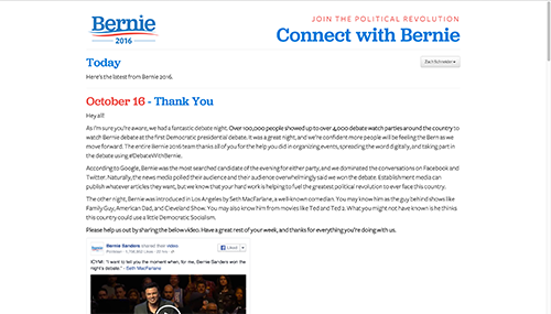 connect.berniesanders.com